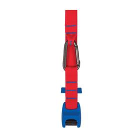 Sea to Summit Carabiner Kiristysremmi 4,0m Pair , punainen/sininen